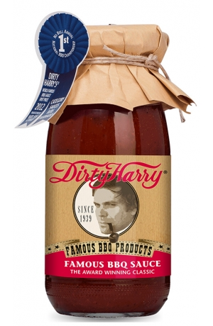 "Dirty Harry BBQ-Weltmeister ""BEST NEW PRODUCT"", BIO"